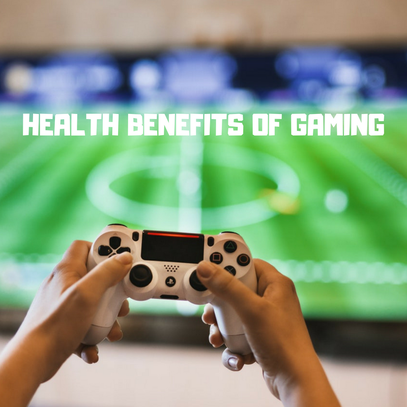 Benefits of gaming